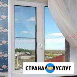 Ремонт пластиковых окон и балконных дверей Комсомольск-на-Амуре