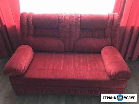 Реставрация старой, мягкой мебели Пенза