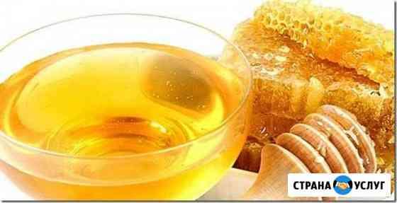Мёд свежий Томск