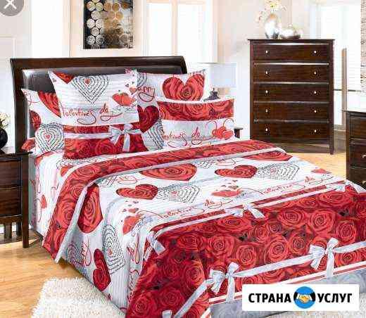 Пастельное белье на заказ Хабаровск