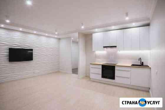 Ремонт квартир комплексный Севастополь