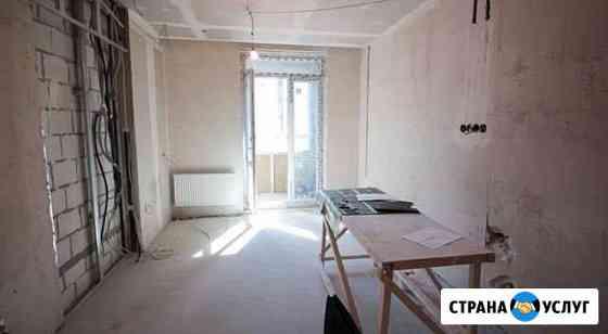 Ремонт квартир под ключ Оренбург