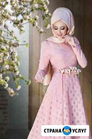 Свадебный фотограф - девушка в хиджабе Махачкала