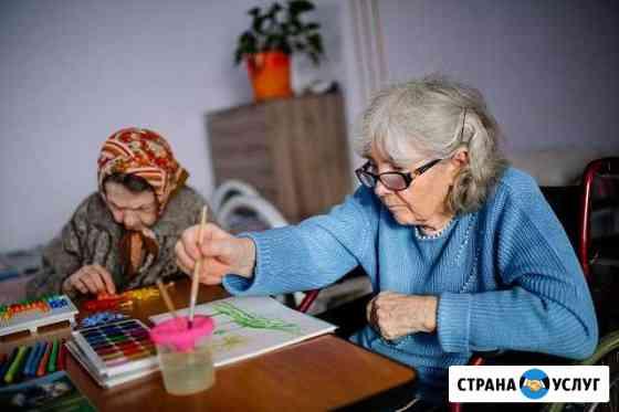 Пансионат дом престарелых людей сиделки Калуга