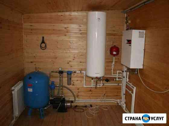 Отопление, водоснабжение, канализация Муром