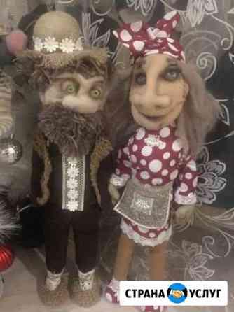 Интерьерные куклы Йошкар-Ола