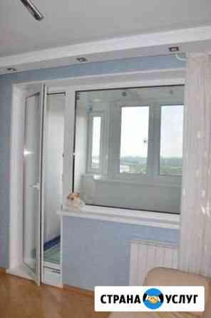 Балконный блок Нижнекамск