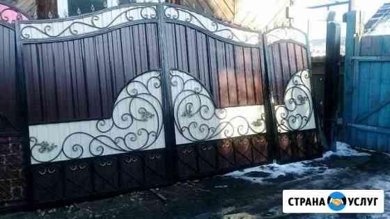 Ворота Мухоршибирь