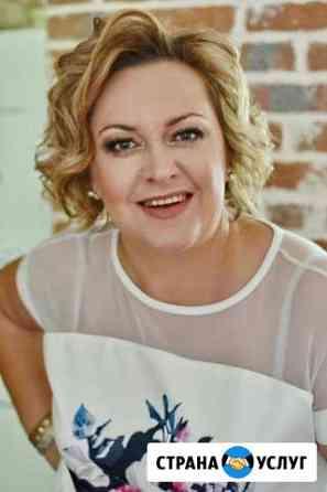 Лена Лакеева (Юрьевна) - ведущая Бор