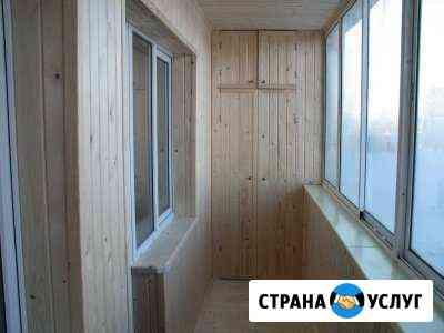 Обшивка утепление балкона Йошкар-Ола