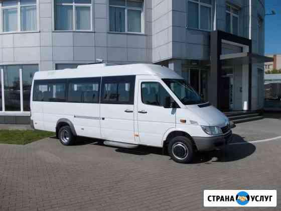 Аренда микроавтобуса Ижевск
