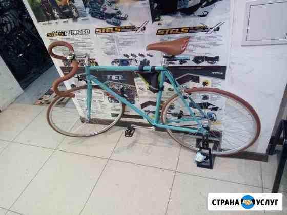 Ремонт велосипедов Биробиджан