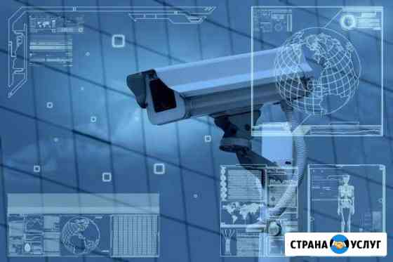 Монтаж видеонаблюдения Волгоград