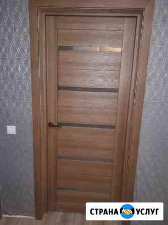Установка дверей Ижевск