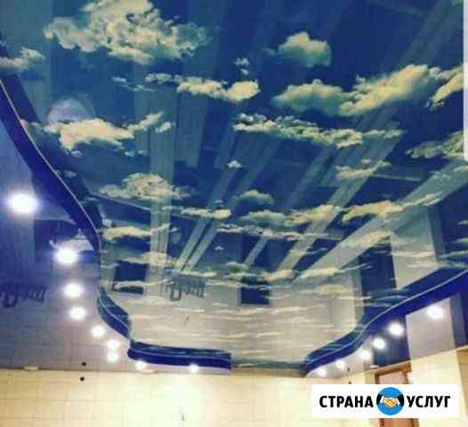Натяжные потолки Аргун