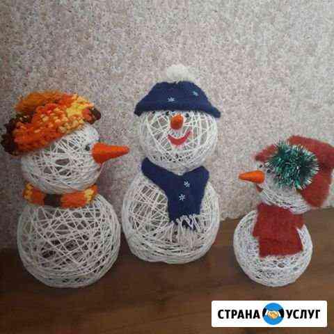 Снеговик Орёл