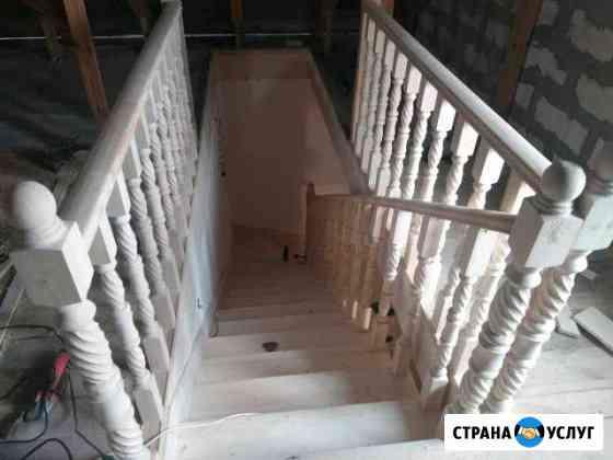 Изготовление лестниц Грязи