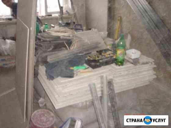 Ремонт помещений.Отделочные работы Архангельск