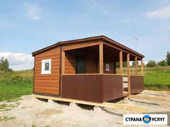 Модульные бани и дома от производителя Череповец