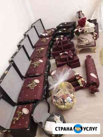 Оформление чемоданов Автуры