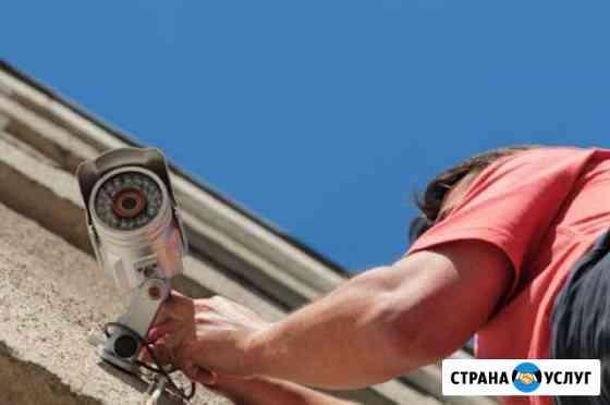 Видеонаблюдение, скуд, GSM сигнализация под ключ Ярославль