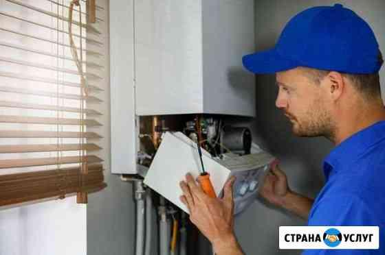 Ремонт газовых плит, колонок, котлов Дзержинск