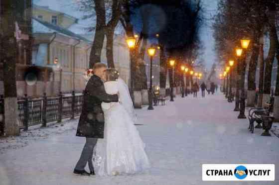 Фото и видеосъемка Кострома