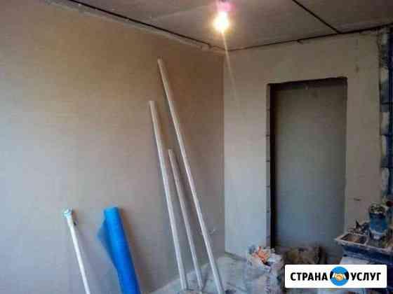 Штукатурка механизированным способом Воронеж