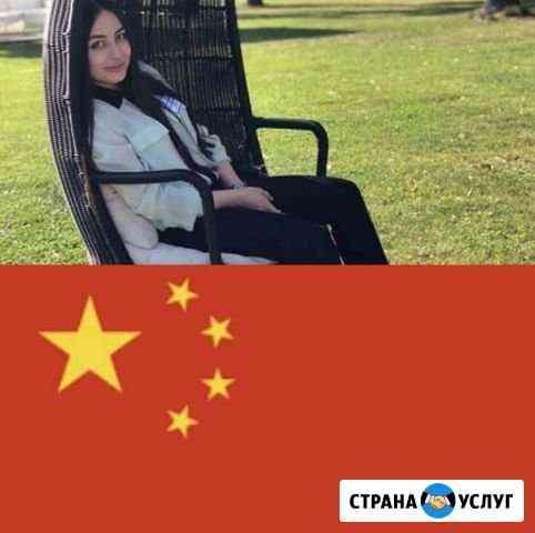 Переводчик с китайского языка Владикавказ