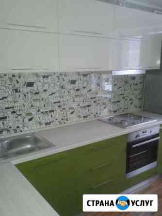 Изготовление кухонь под заказ Брянск