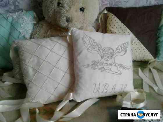 Пошив детских постельных принадлежностей Рязань