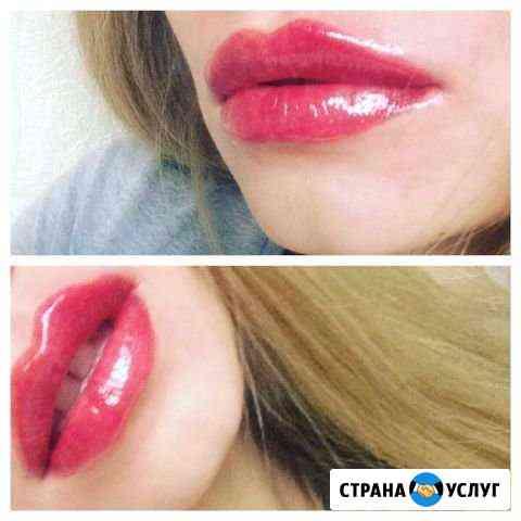 Татуаж-Перманентный макияж в салоне Люберцы