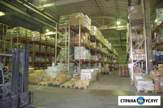 Ответственное хранение грузов Нижний Новгород