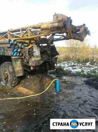 Бурение скважин на воду Киржач