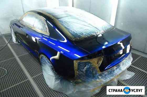 Покраска Авто, ремонт авто, ремонт пластика Омск
