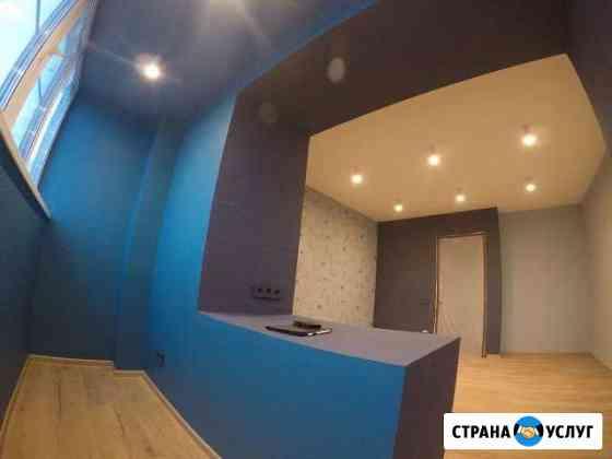 Ремонт и отделка квартир, коттеджей, магазинов Магнитогорск