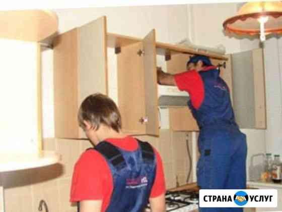 Сборка и ремонт мебели Самара