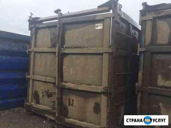 Аренда транспортных контейнеров Череповец
