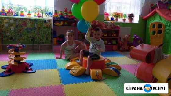 Игровая комната выходного дня Карапуз Калининград