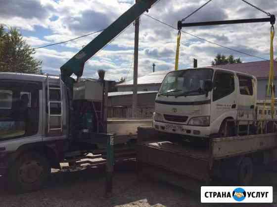 Услуги Эвакуатора Усть-Кут