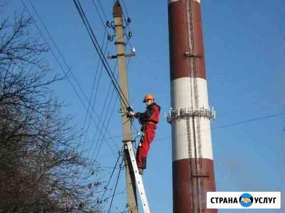 Строительно-монтажные услуги в области связи Елец