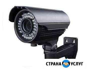Системы видеонаблюдения и охраны Киров
