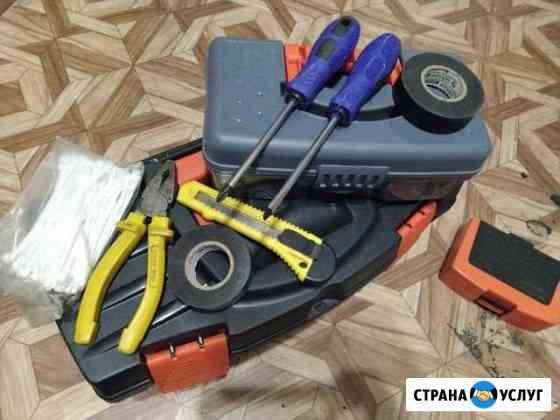 Услуги электрика и др Черногорск