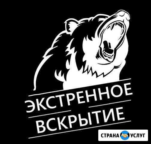 Открыть машину,замок,дверь, сейф, гараж Петропавловск-Камчатский
