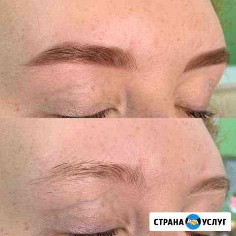 Обучение на бровиста Таганрог