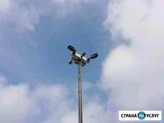 Установка системы видеонаблюдения, домофоны Энгельс