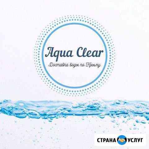 Доставка бутилированной воды Севастополь