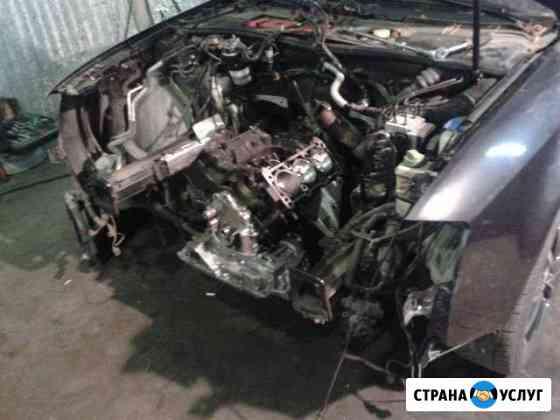 Профессиональный ремонт VW Crafter,Tuareg,Tiguan Выселки