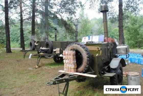 Услуги полевой кухни Ak-52 нн Нижний Новгород