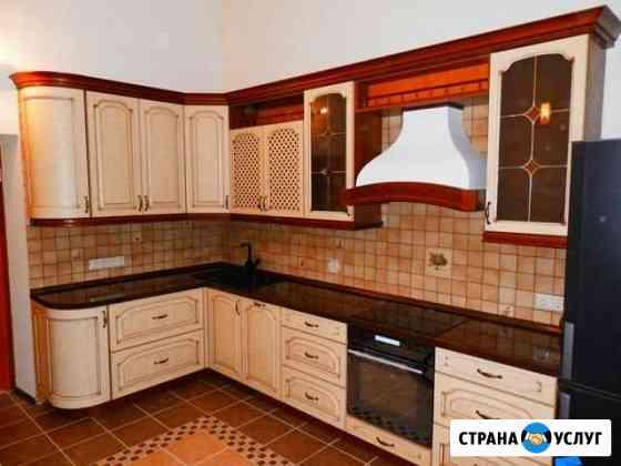 Сборка мебели, сборка кухни Красногорск